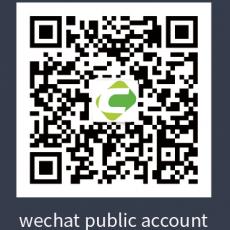 Wechat+logo QRcode